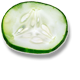 cucumber reduces eye puffiness