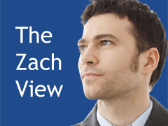 The Zach view