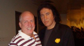 David and Gene Simmons